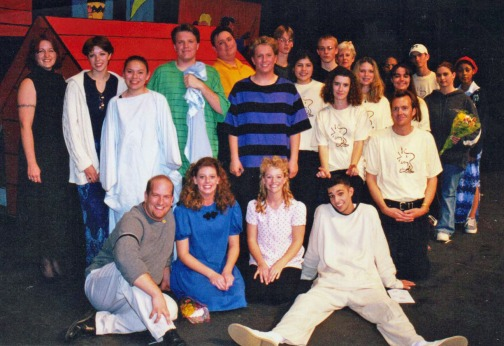 CB Cast & Crew
