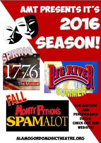 2016 Season Banner